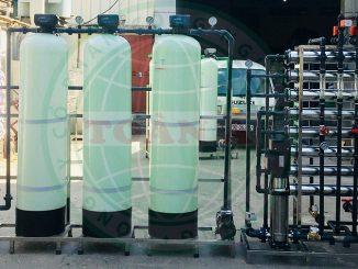 dây chuyền xử lý nước tinh khiết