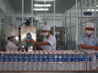 lọc nước đóng chai