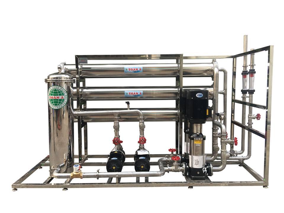 Dây chuyền lọc nước theo công nghệ RO hoạt động như thế nào?
