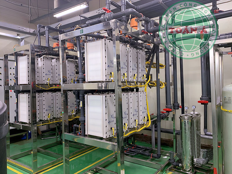 Thành phẩm tạo ra từ hệ thống lọc xử nước DI có thể ứng dụng như thế nào?