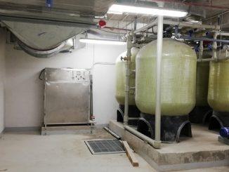 Hệ thống xử lý nước sạch