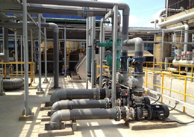 lắp đặt hệ thống xử lý nước đầu nguồn