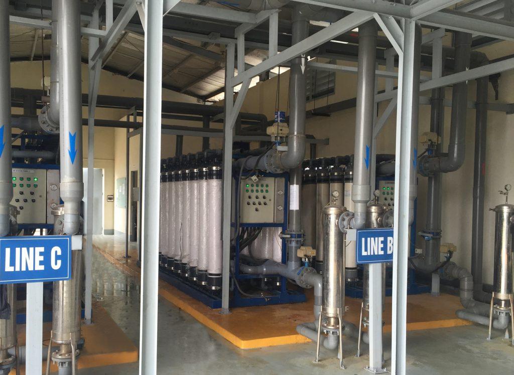 Dây chuyển lọc nước tinh khiết công nghệ NANO và UF có gì khác biệt?