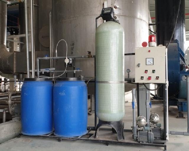 Hệ thống giúp bảo vệ chất lượng và độ bền của màng lọc