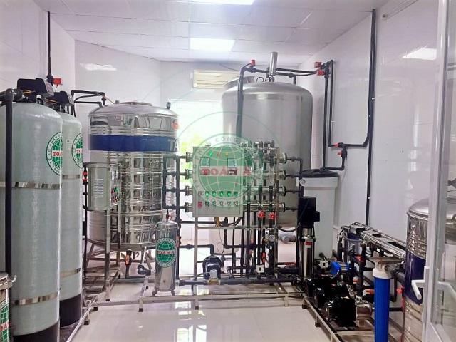 Hệ thống xử lý nước là gì?