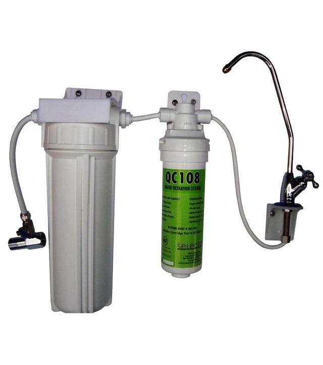 bộ lọc nước máy đầu nguồn