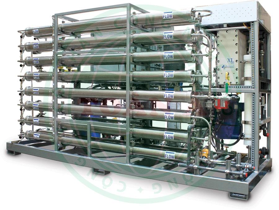 Hệ thống lọc nước RO công nghiệp được hiểu là gì?