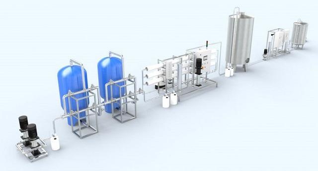 các hệ thống dây chuyền lọc nước RO ngày  càng trở nên quan trọng và được ứng dụng phổ biến
