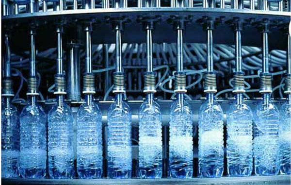 Hệ thống lọc nước đóng chai
