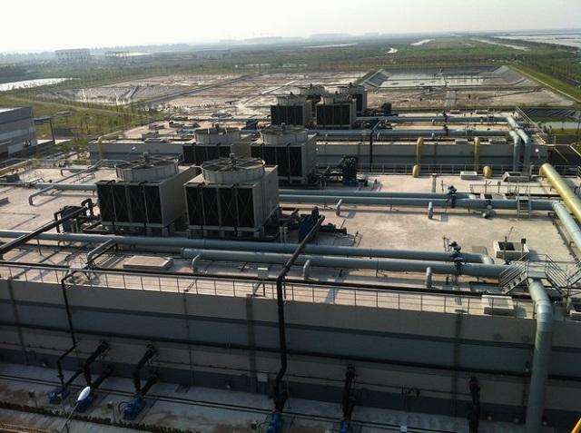 thiết kế hệ thống xử lý nước thải rỉ rác