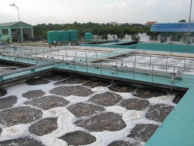 Công nghệ xử lý nước thải bằng phương pháp cơ học
