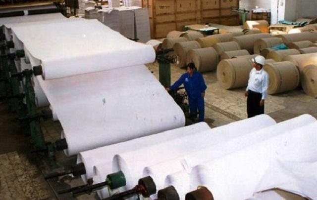 Nước thải sản xuất giấy