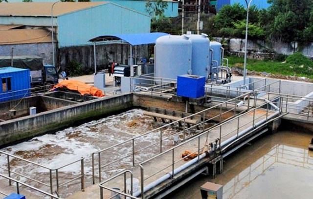 Nước thải xi mạ Có lẫn nhiều tạp chất