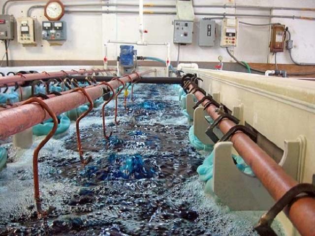 Nước thải xi mạ