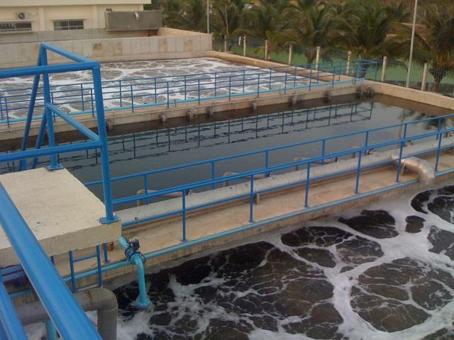Phương pháp lắng trong xử lý nước thải sản xuất giấy