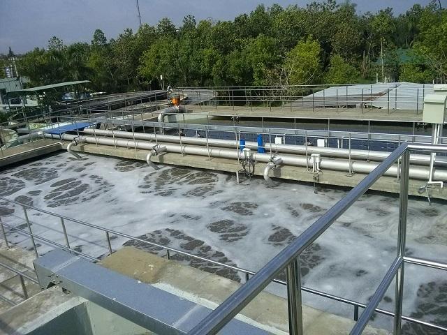 Phương pháp xử lý nước thải ngành dệt nhuộm bằng oxy hóa