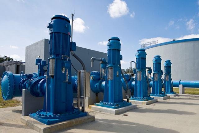 Quá trình xử lý nước thải
