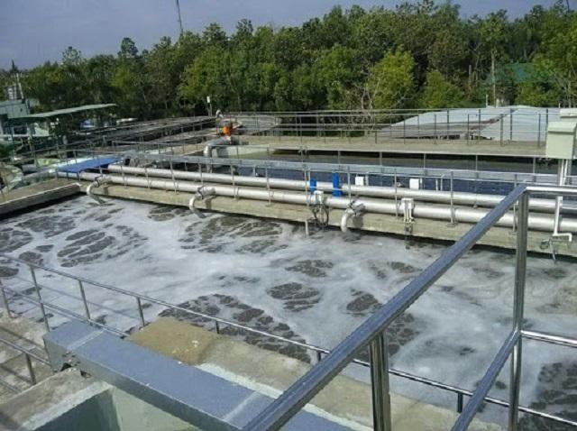 Quá trình xử lý nước thải sản xuất giấy