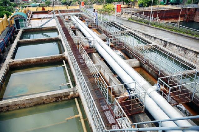 bể chứa nước thải xi mạ