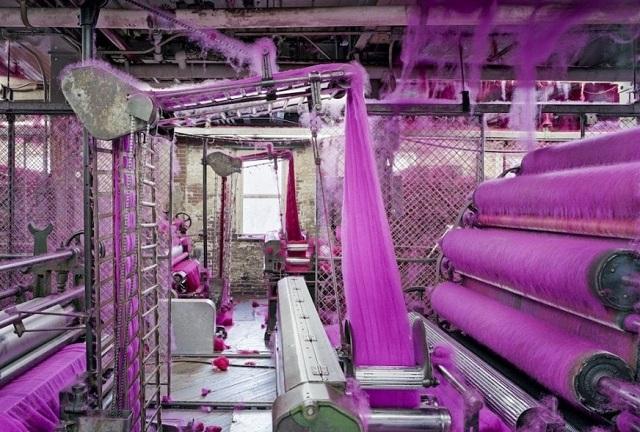 nước thải của ngành dệt nhuộm